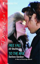 Free Fall / To the Max (Mills And Boon Desire),ACCEPTABLE Book