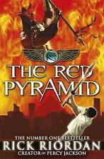 The Red Pyramid by Rick Riordan (Paperback, 2011)