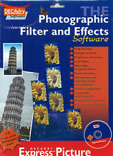 Decadry DPI3GB Photographic Filter and Effects Software Plus Photographic Paper