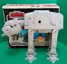 Star Wars 1981 Vintage Kenner Imperial AT-AT Walker Vehicle - Complete with Box