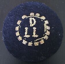✚1185✚ German DLL fleet insignia EMBROIDERED PATCH WW2 Deutsche Levante Line