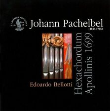 Hexachordum Apollinis 2013 by Pachelbel, J. *Ex-library*