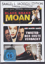 SAMUEL L. JACKSON Edition - 3 Movie Collection - Shaft/Black Snake Moan/Twisted