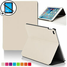 Forefront Cases® White Smart Case Cover Apple iPad Air Screen Prot Stylus