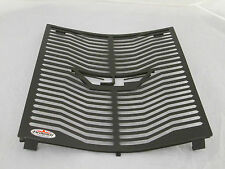 SUZUKI RF600 RF900 BLACK RADIATOR PROTECTOR, COVER, GRILL, GUARD BEOWULF S043PCB