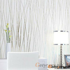 3D 10M Wallpaper Bedroom Living Mural Roll Modern Wall Background TV Home Decor