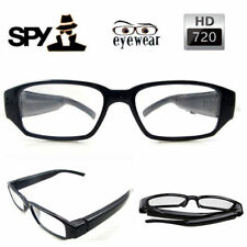 720P HD SPY Camera Glasses Hidden Covert Cam Video DVR Surveillance Recording US