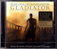 GLADIATOR Hans Zimmer Lisa Gerrard OST Now We Are Free Soundtrack Ridley Scott