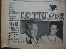 1961 TV Guide (DR. KILDARE  DEBUT/MARY TYLER MOORE/YOUR HIT PARADE/GENA ROWLANDS