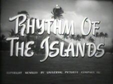 RHYTHM OF THE ISLANDS  1943 JANE FRAZEE, ALLAN JONES