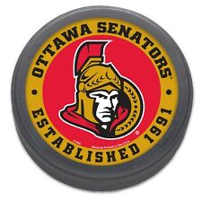 Ottawa Senators Established 1991 NHL Collectors Puck