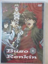 New Buso Renkin Complete Collection 3-DVD Eps 1-26 TV Anime Series Arms Academy