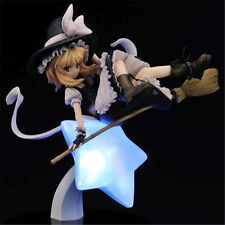 TouHou Project Kirisame Marisa Rev Tokiame w Light Sexy Girl Figure Statue Model