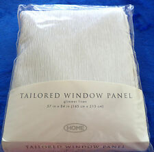 Home Glimmer Linen Tailored Window Panel  57 x 84, 2000 Target Brands, Inc New