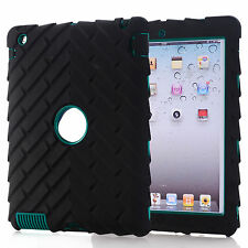 Case for iPad 2/3/4 Bundle with Stylus Pen, Screen Protector +Cleaning Cloth