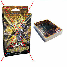 YU-GI-OH CARDS: - NO BOX - RISE OF THE TRUE DRAGONS STRUCTURE DECK - SR02