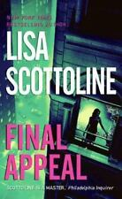 Final Appeal by Lisa Scottoline (2000, Paperback)