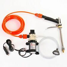 45W Car Washer Electric Car Wash Device Portable High Pressure gun