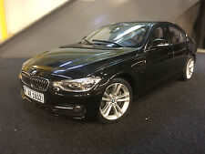 BMW Diecast F30 335i 1:18 Scale OEM Genuine Model Black Saphire 80432212865