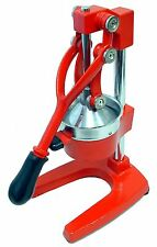 KAZE Heavy Duty Comercial Manual Citrus Juicer Juice Press Extractor Hand Crank