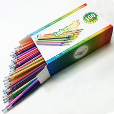 Gel Pen Refills 100 - Ideal for Adult Coloring, Scrapbooking, Crafts and more!