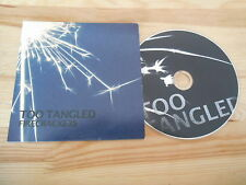 CD Pop Too Tangled - Firecrackers (1 Song) Promo AMADIS POPUP