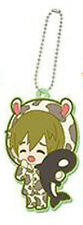 Free! - Iwatobi Swim Club Makoto Eternal Summer Rubber Key Chain NEW