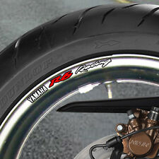 R6 Racing Wheel Rim Stickers Many Colours