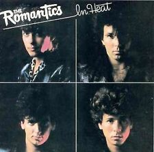 In Heat by The Romantics (CD, Jan-1993, Columbia (USA))