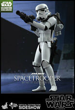 1/6 Star Wars The Force Awakens Spacetrooper MMS291 Figure Hot Toys