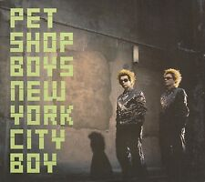 Pet Shop Boys CD Single New York City Boy - Promo - Europe