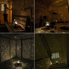 Star Sky Projector Night Light Bulb Lamp Protection Cosmos Astro Galaxy Kid Gift