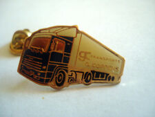PINS RARE CAMION ROUTIER TRANSPORTS GC COPPENS