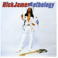 Anthology - Rick James (2009, CD NIEUW)2 DISC SET