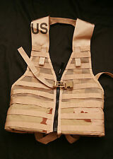 NEW MOLLE II Fighting Load Carrier FLC Vest Desert Camo