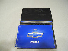 2002 Chevy Impala Owners Manual
