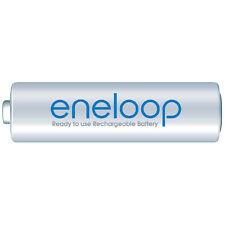 Panasonic Sanyo eneloop battery AAA 800 mAh este Generation to 2100