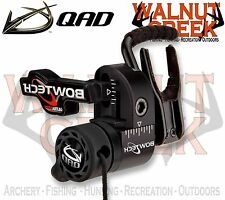 Quality Archery Designs (QAD) Ultra Rest Bowtech Black VDT LDT Left Hand V3