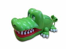 "Novelty Green ""Crocodile"" Corded / Wired Land Line Phone BT Virgin Sky Talk Talk"