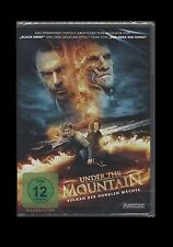 DVD UNDER THE MOUNTAIN - VULKAN DER DUNKLEN MÄCHTE - SAM NEILL *** NEU ***