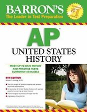 Barron's AP United States History by Eugene Resnick and William O. Kellogg (2010