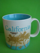 ORIGINAL Starbucks Coffee Mug ----- CALIFORNIA ----- NEU