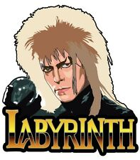 David Bowie Labyrinth Car Windscreen Sticker