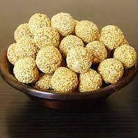 500gram SESAME BALL KERALA SPECIAL SNACKS -TASTY & HEALTHY SNACKS-EXPORT QUALITY