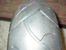 METZELER Sportec M1 B 190/50-17 barely used REAR tire  from a BMW K1200S
