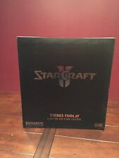 Sideshow Starcraft II Tychus Findlay Limited Edition Statue #296/1250