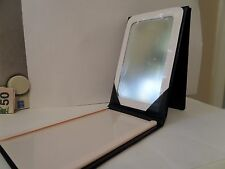 Mary Kay Easel Style Consultant Party Mirror Makeup Black Travel Kit