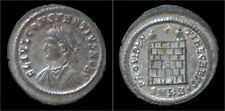 Constantius II silvered AE3 campgate