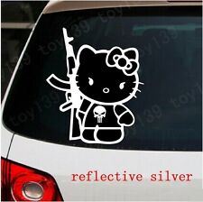 for hello kitty soldiers Truck / Car Decal Vinyl Sticker wall funny stickers