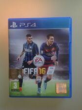 FIFA 16 PS4 COME NUOVO
